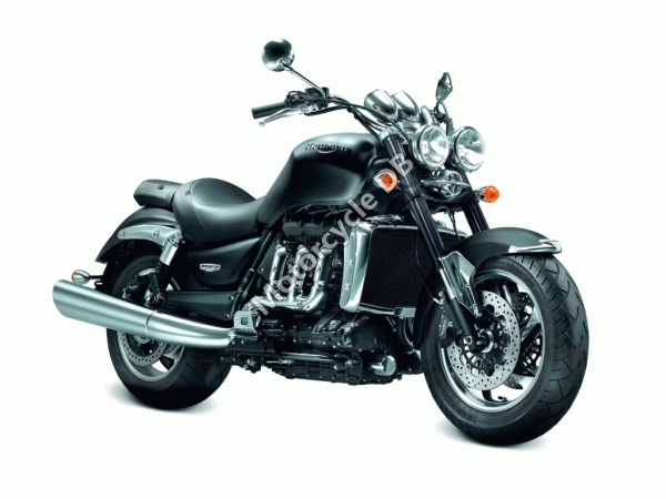 Triumph Rocket III Roadster 2012 #3