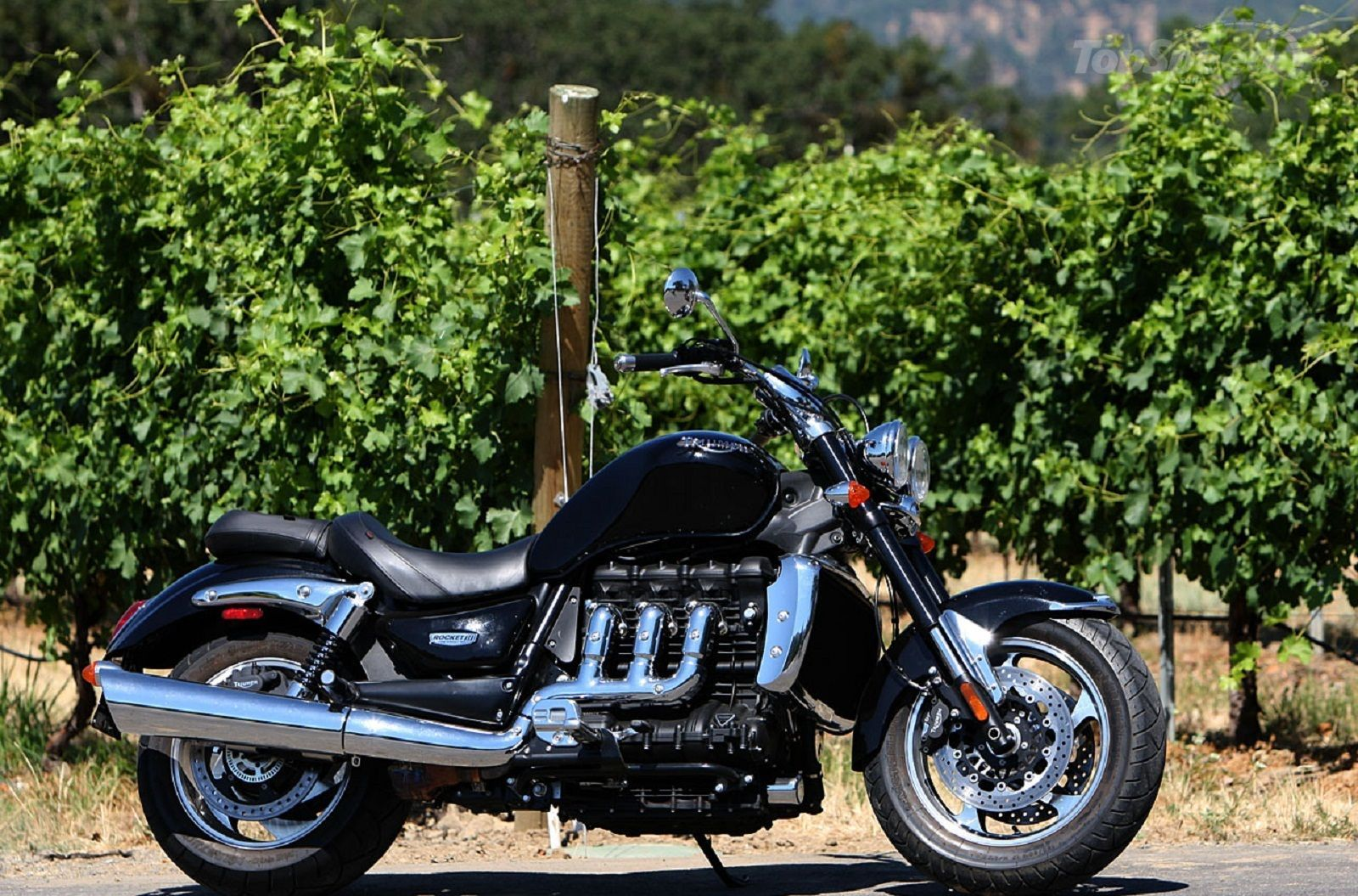 Triumph Rocket III Roadster 2012 #8