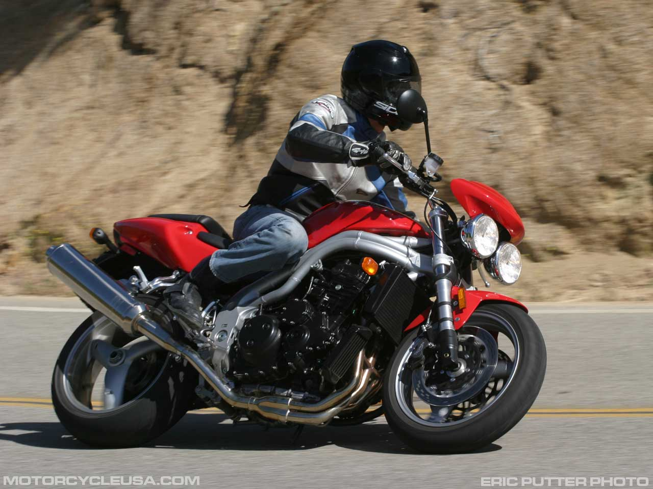 Triumph Speed Triple 2004 #10