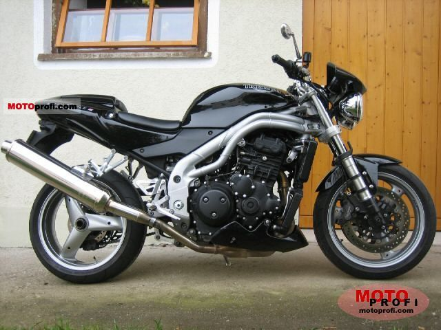 Triumph Speed Triple 2004 #12