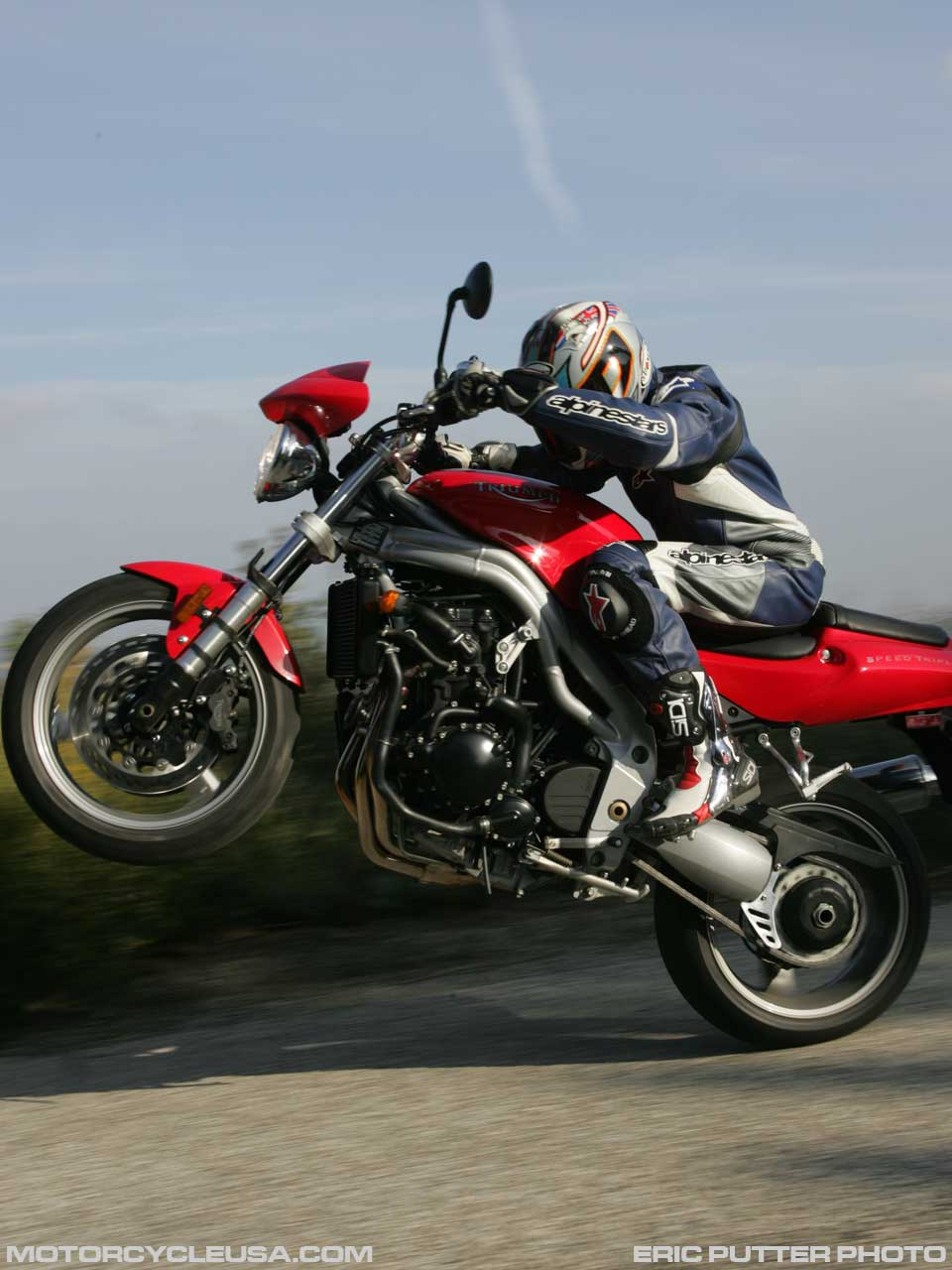 Triumph Speed Triple 2004 #3