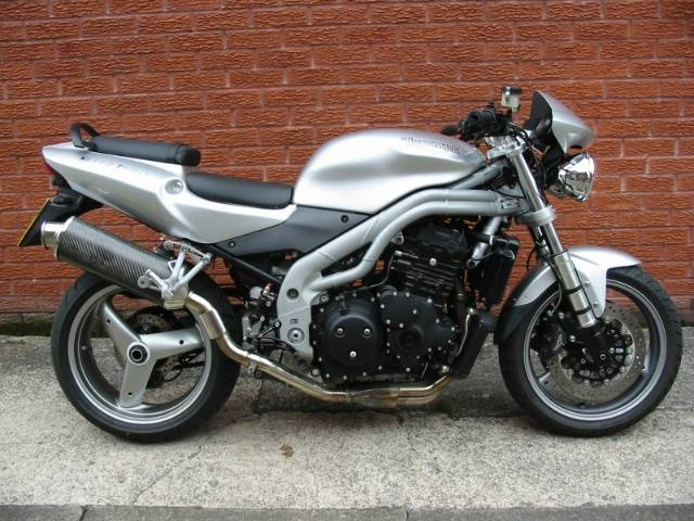 Triumph Speed Triple 2004 #7