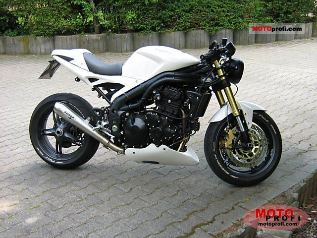 2007 TRIUMPH SPEED TRIPLE - Image #7