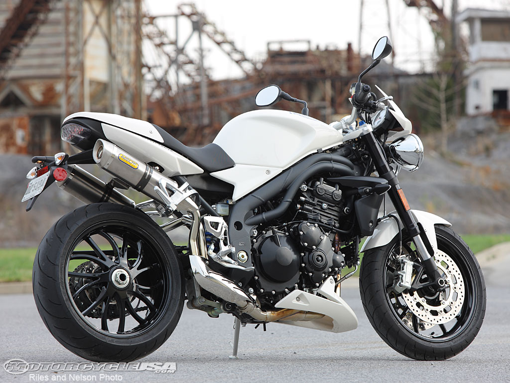 Triumph Speed Triple 2008 #1