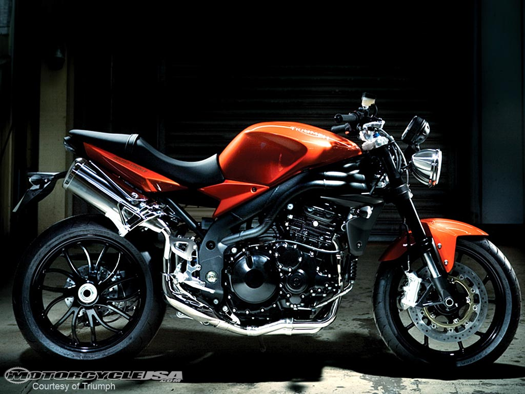 Triumph Speed Triple 2008 #4