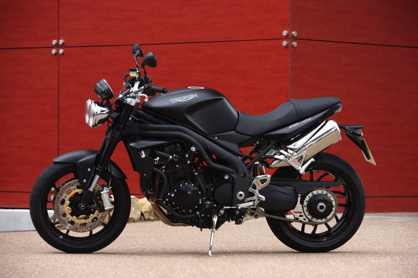 Triumph Speed Triple 2009 #1