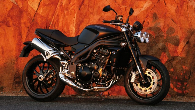Triumph Speed Triple 2009 #10
