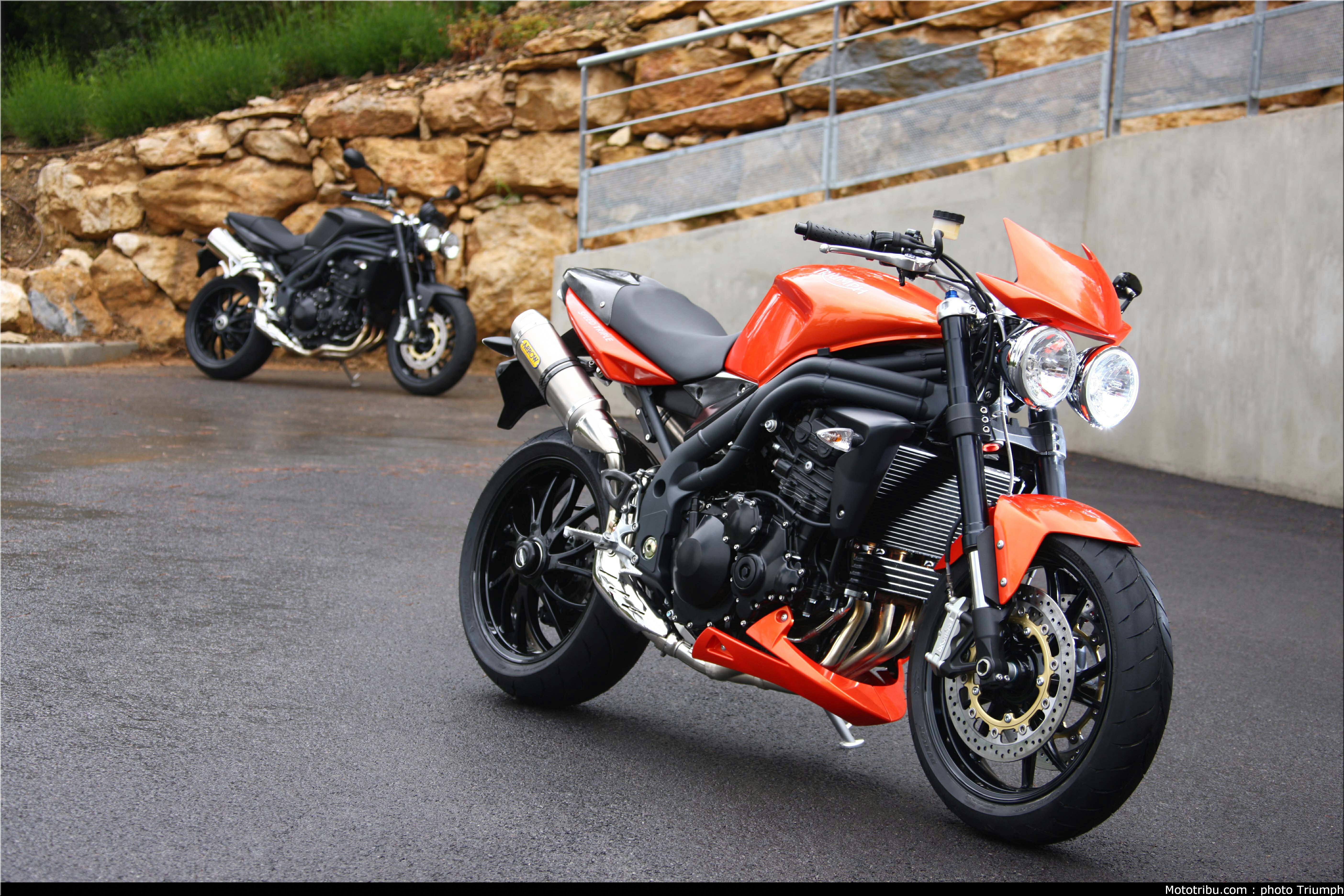 Triumph Speed Triple 2009 #11