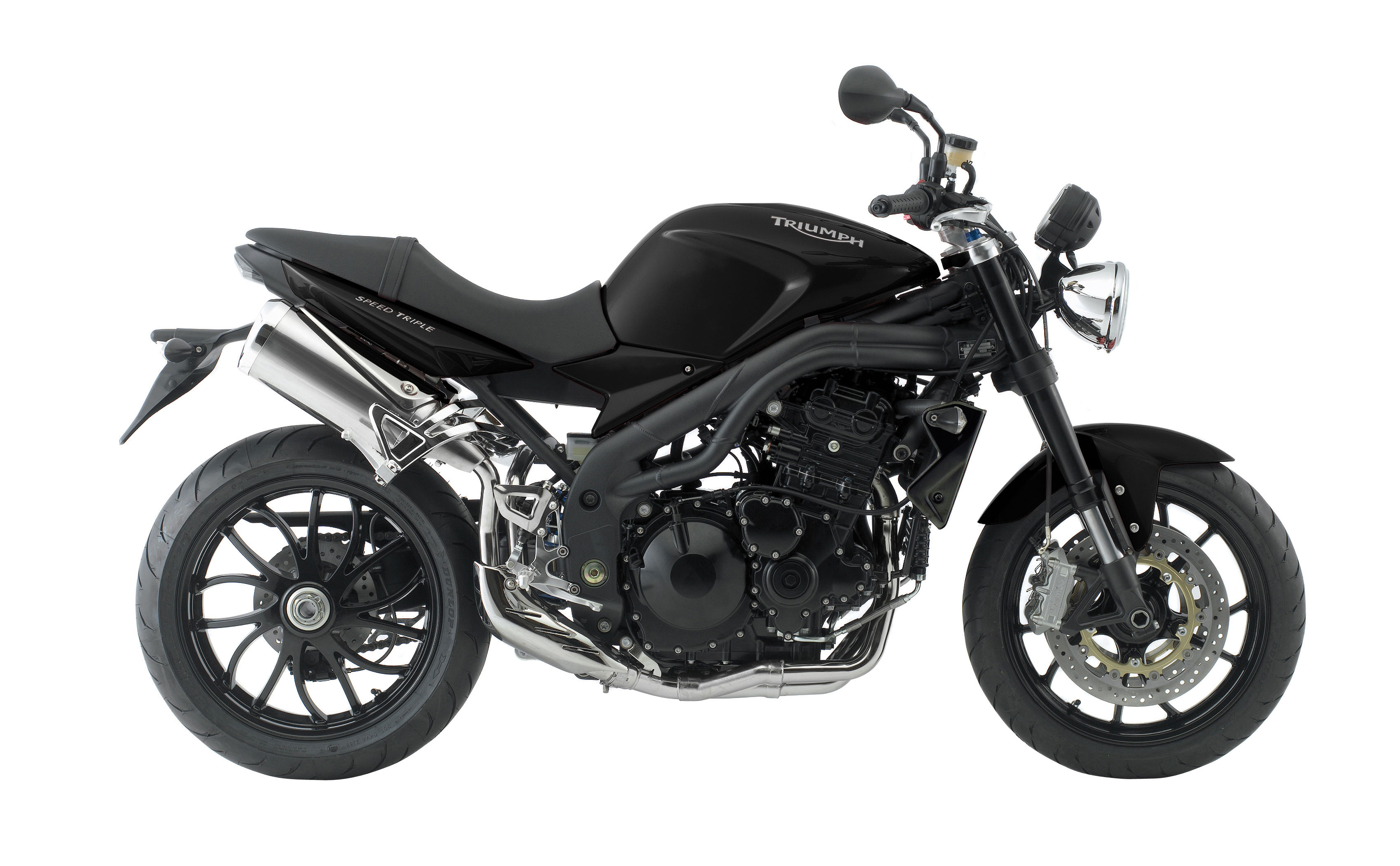 Triumph Speed Triple 2009 #15