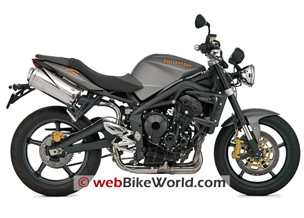 Triumph Speed Triple 2009 #7