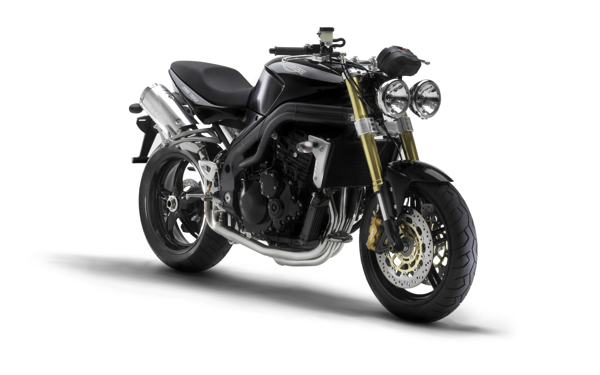 2010 TRIUMPH SPEED TRIPLE - Image #2