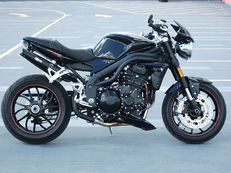 2010 TRIUMPH SPEED TRIPLE - Image #6