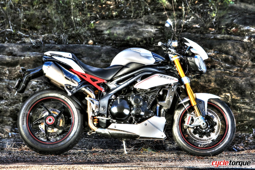 Triumph Speed Triple 2013 #11