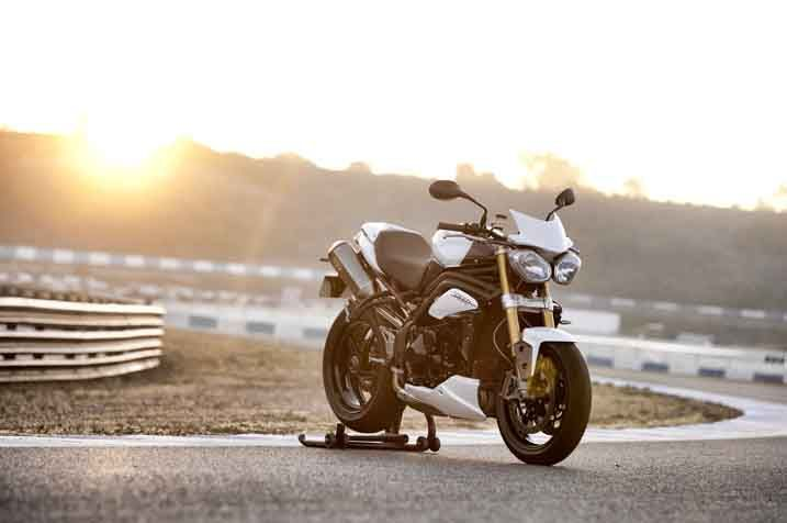 Triumph Speed Triple 2013 #12