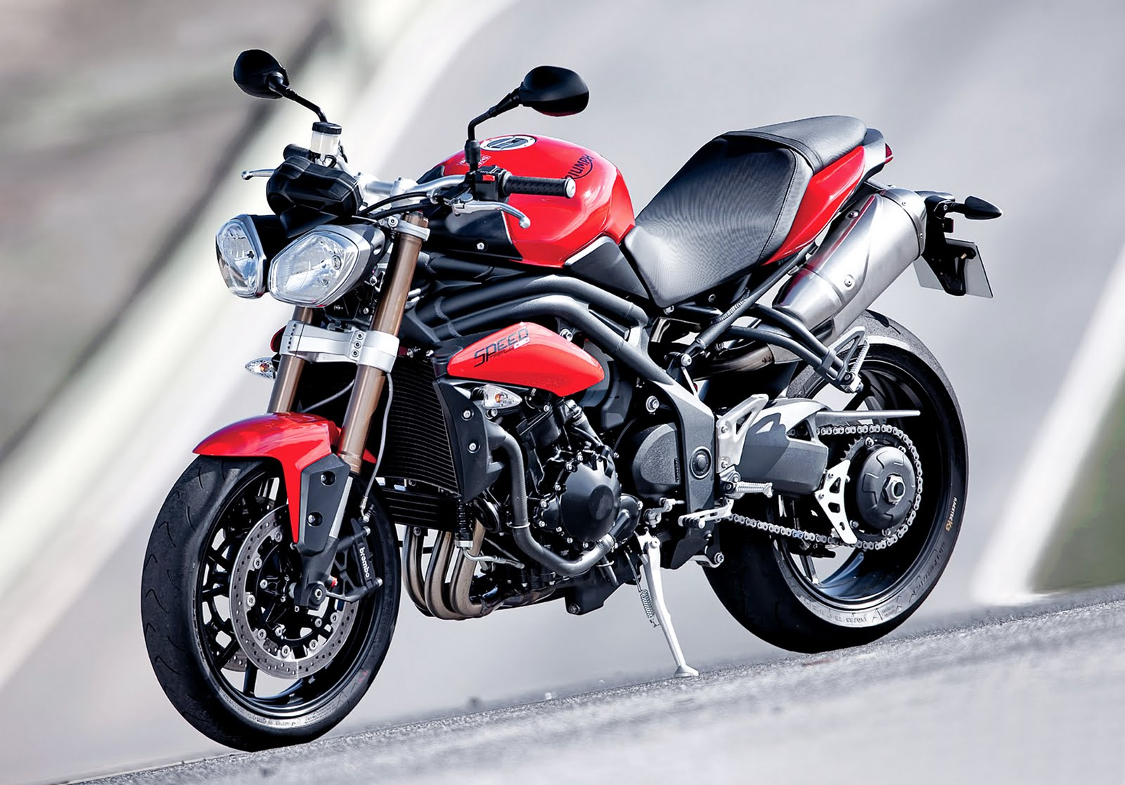 Triumph Speed Triple 2013 #13