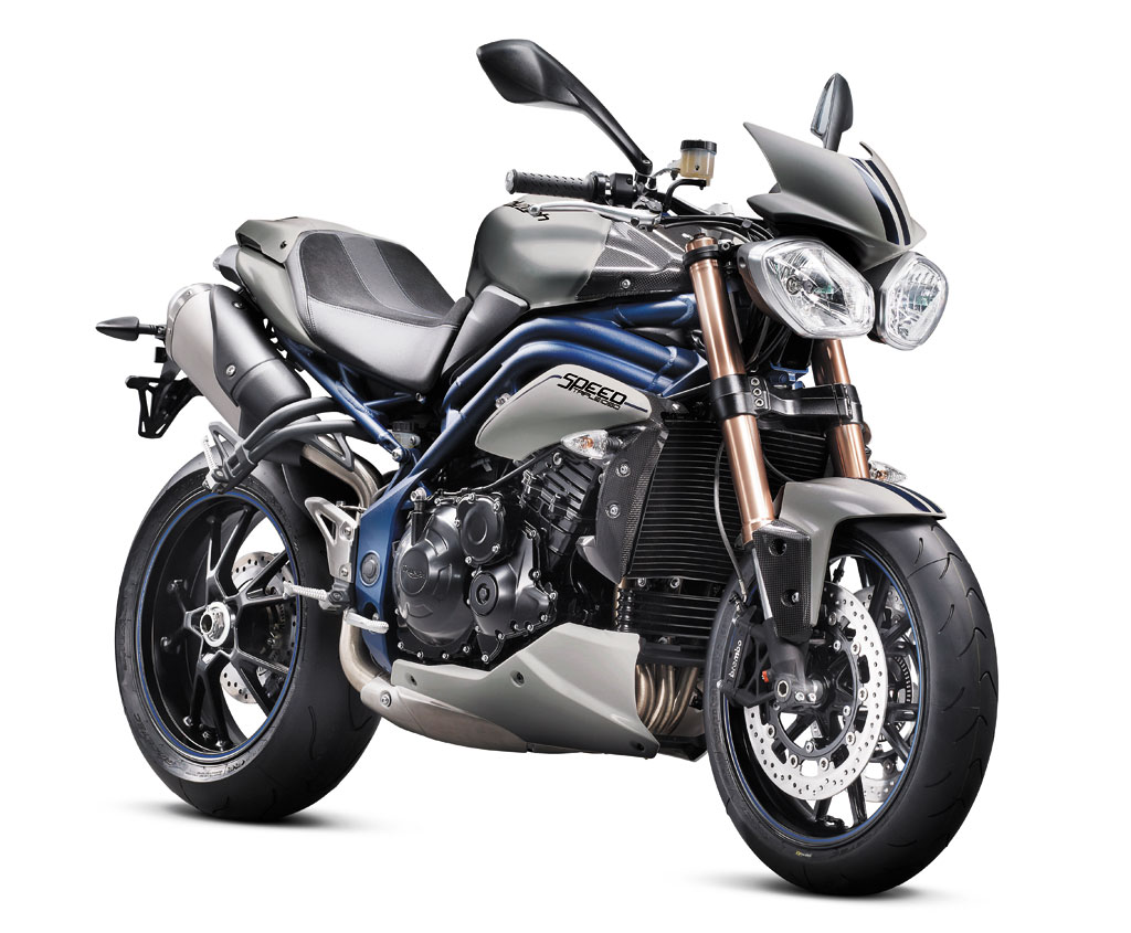 Triumph Speed Triple 2013 #2