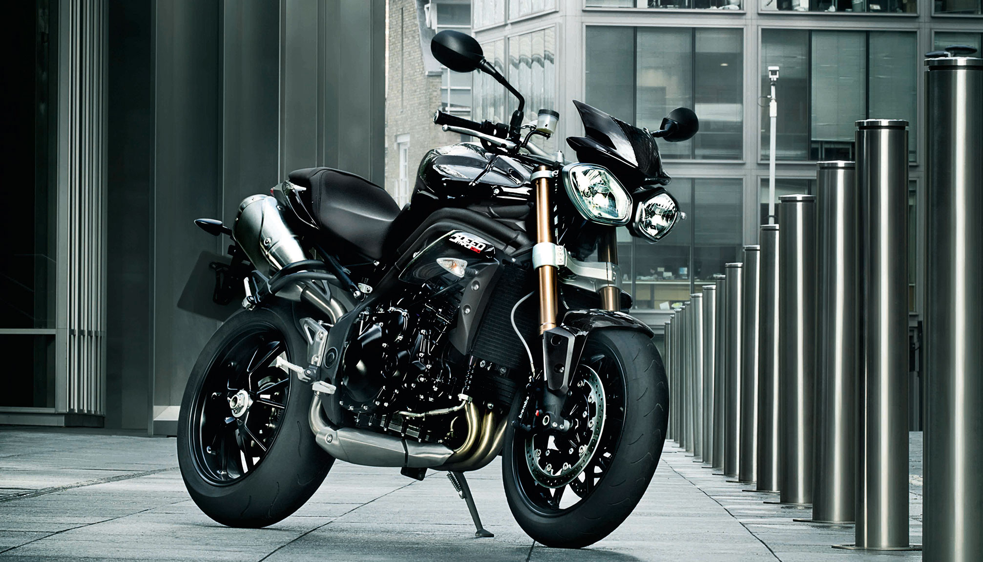 Triumph Speed Triple 2013 #3