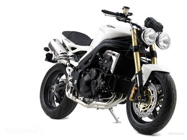 Triumph Speed Triple 2013 #5