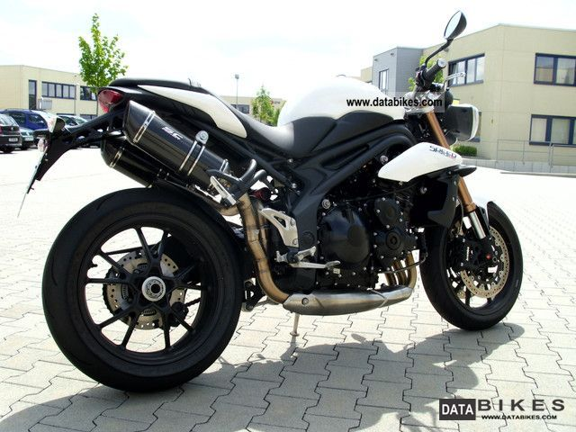 Triumph Speed Triple ABS #11