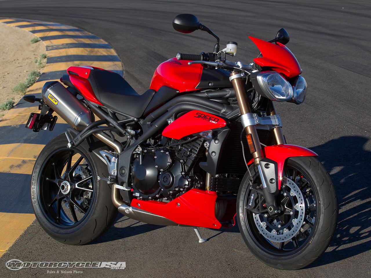 Triumph Speed Triple ABS #12