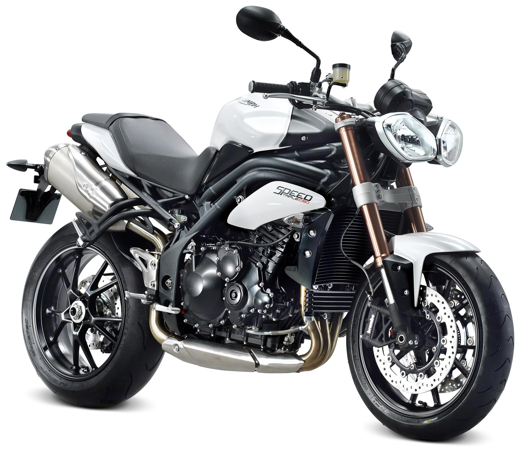 Triumph Speed Triple ABS #6