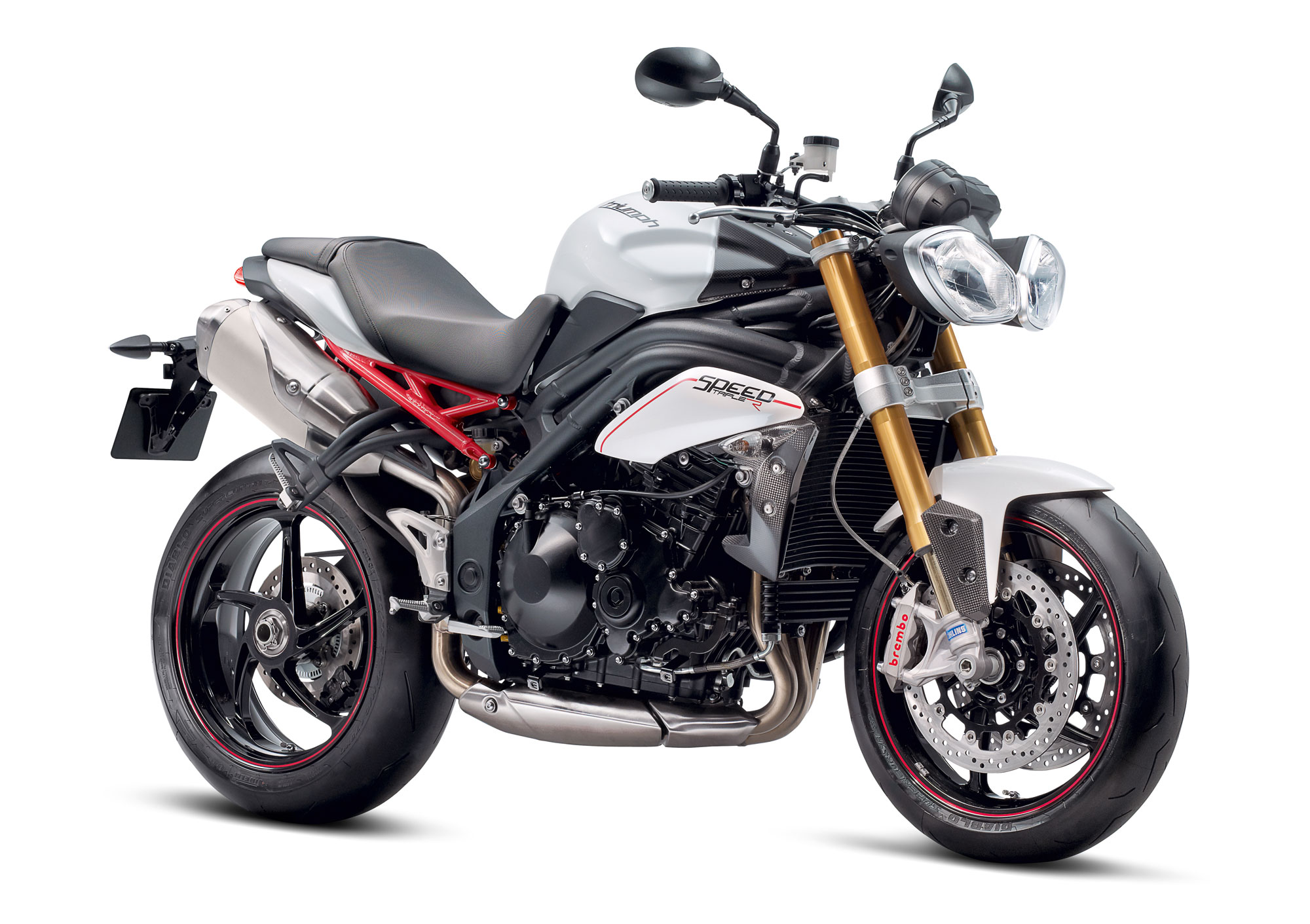 Triumph Speed Triple R 2012 #1
