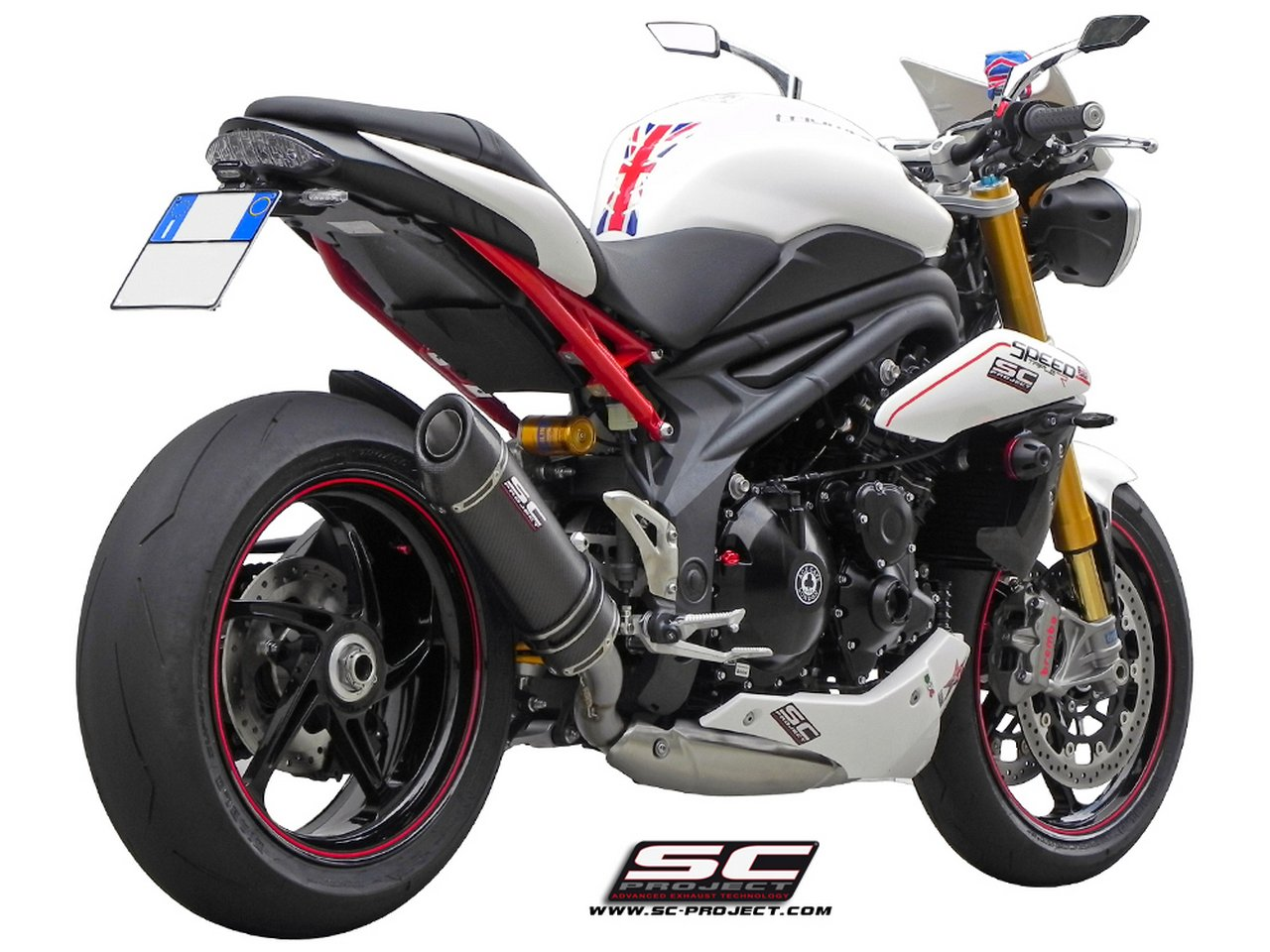 Triumph Speed Triple R 2012 #11