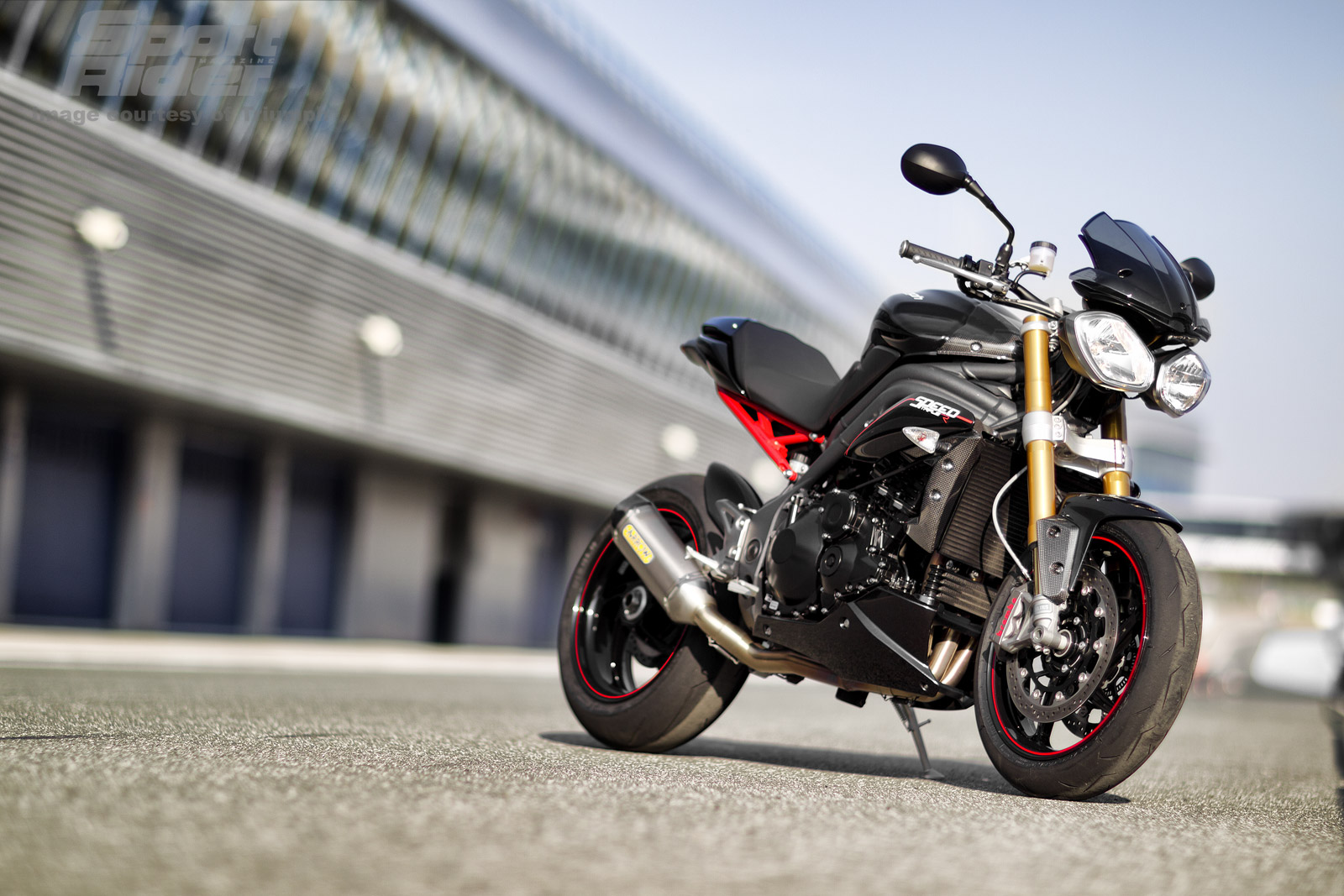 Triumph Speed Triple R 2012 #13