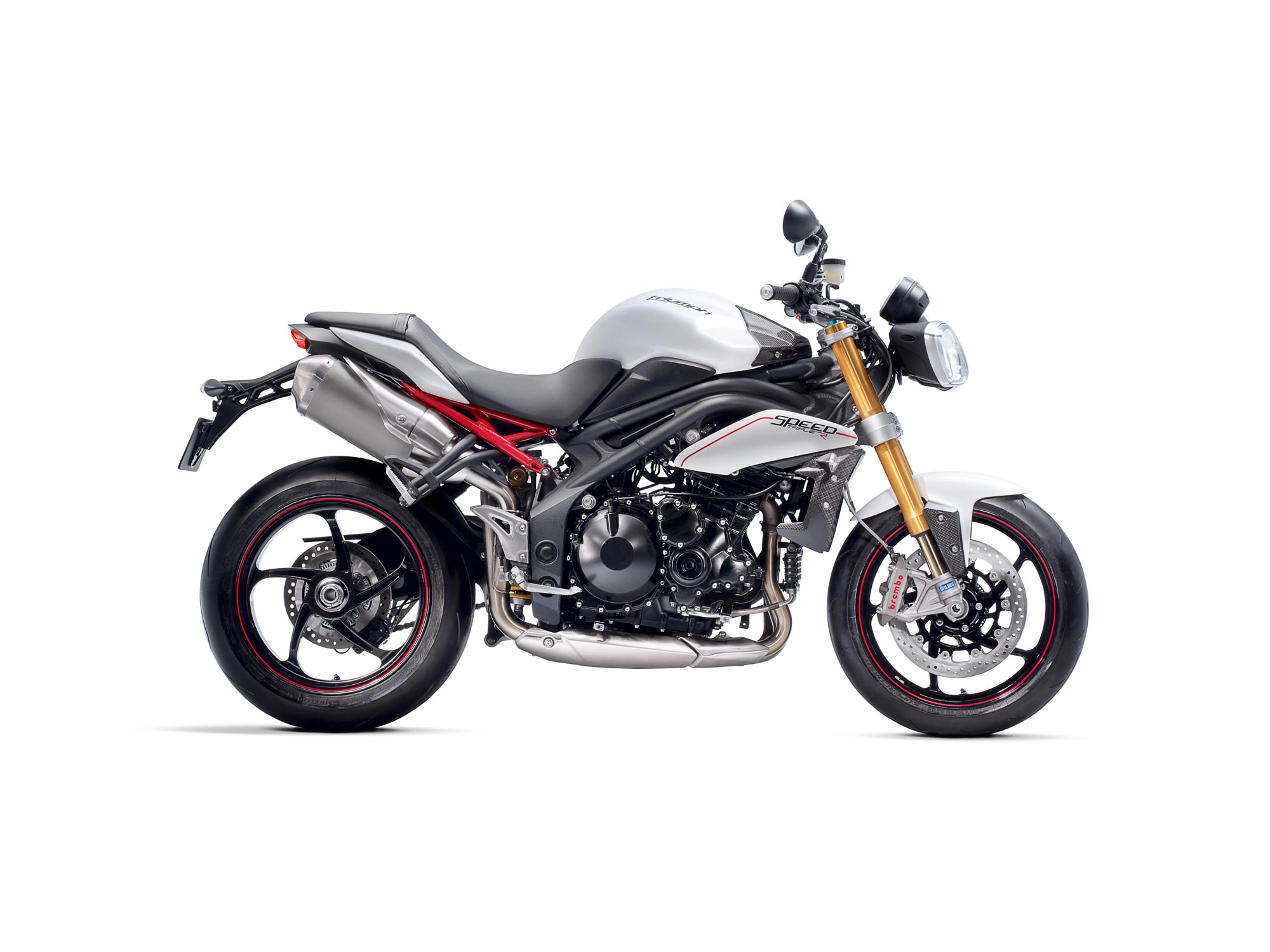 Triumph Speed Triple R 2012 #2