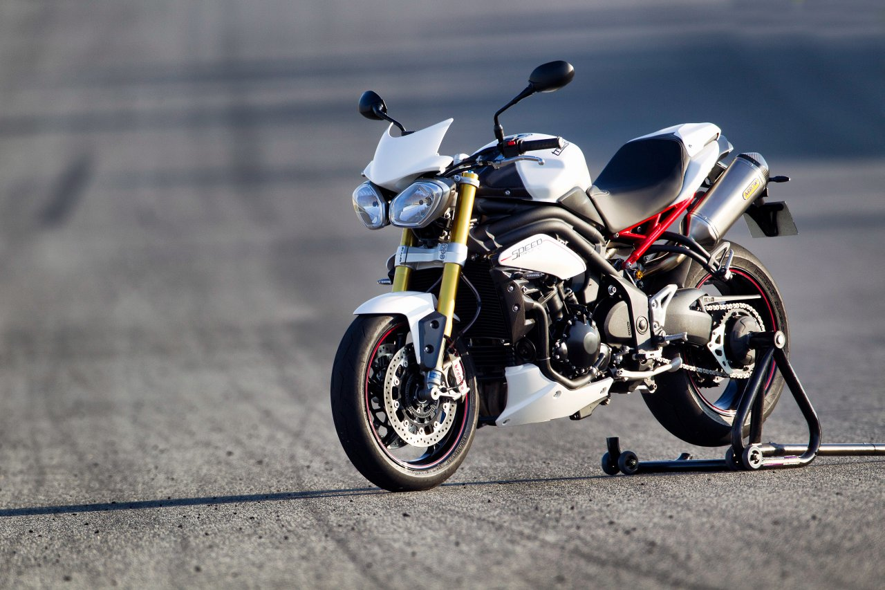 Triumph Speed Triple R 2012 #3