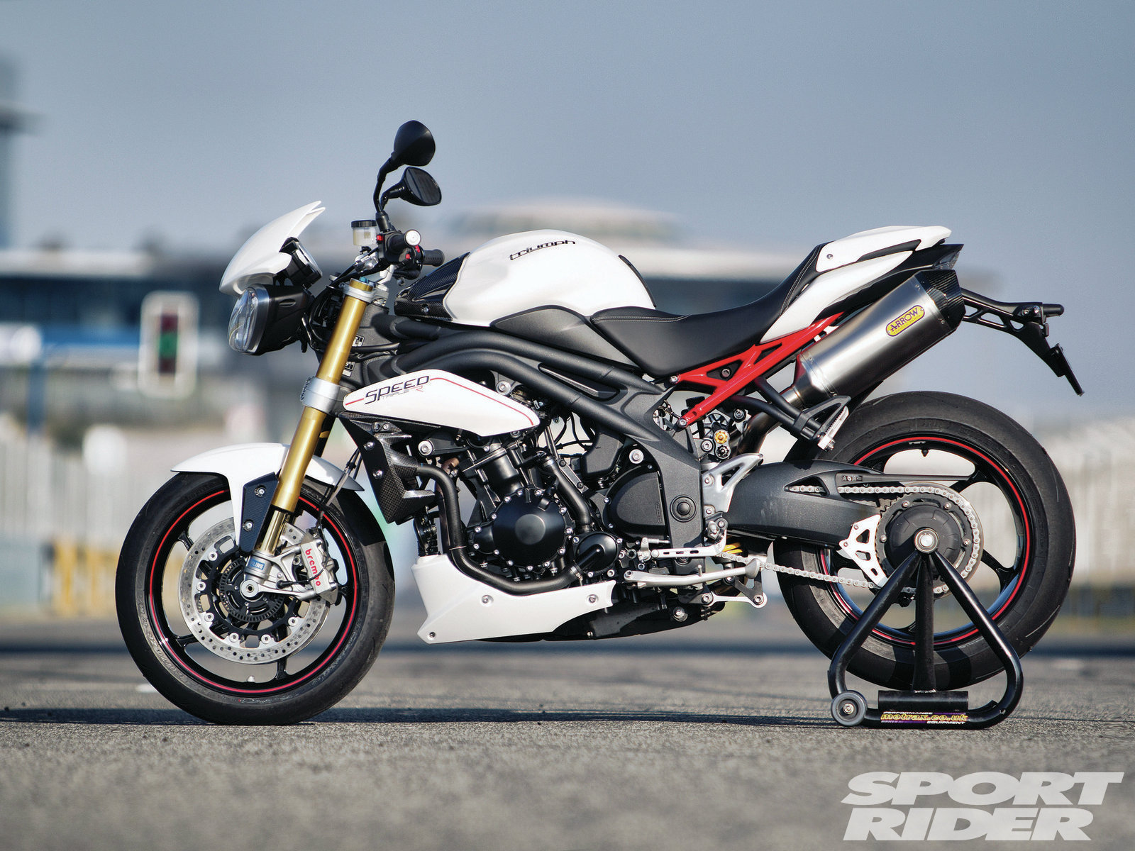 Triumph Speed Triple R 2012 #6