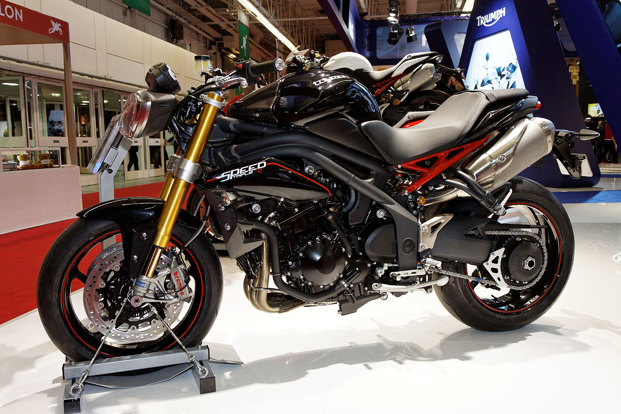 Triumph Speed Triple R 2012 #9