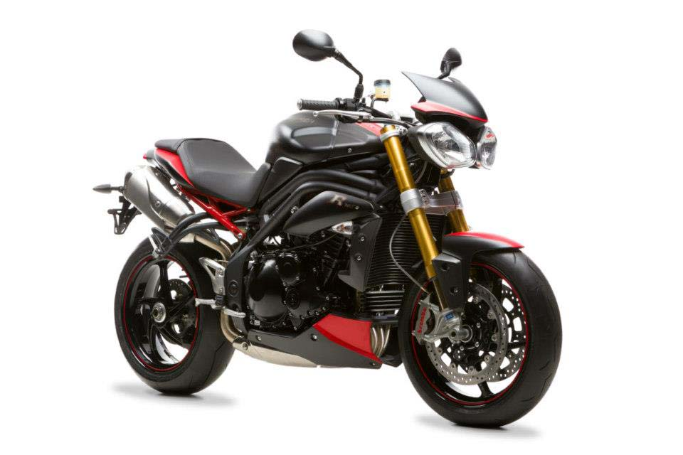 Triumph Speed Triple R ABS #11