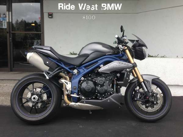 Triumph Speed Triple R ABS #12