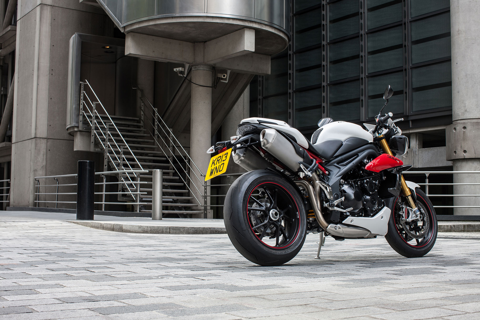 Triumph Speed Triple R ABS #3