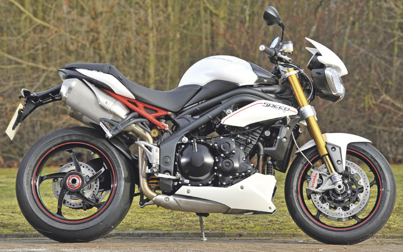 Triumph Speed Triple R ABS #7