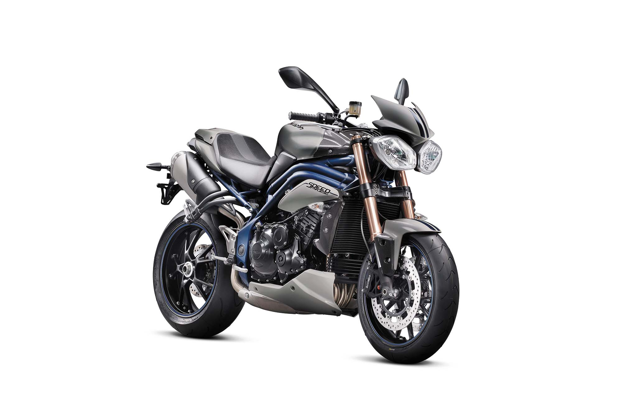 Triumph Speed Triple SE #1