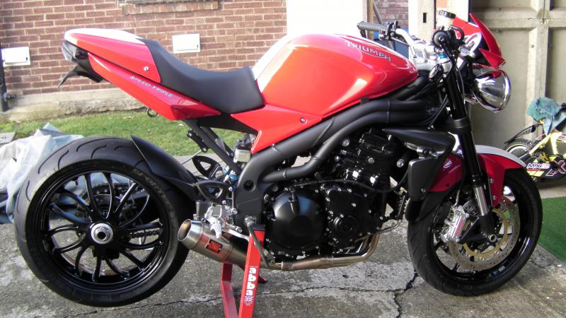 Triumph Speed Triple SE #8