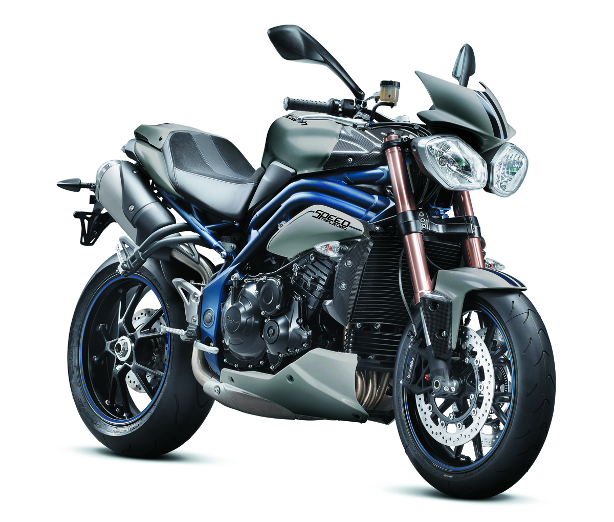 Triumph Speed Triple SE #3