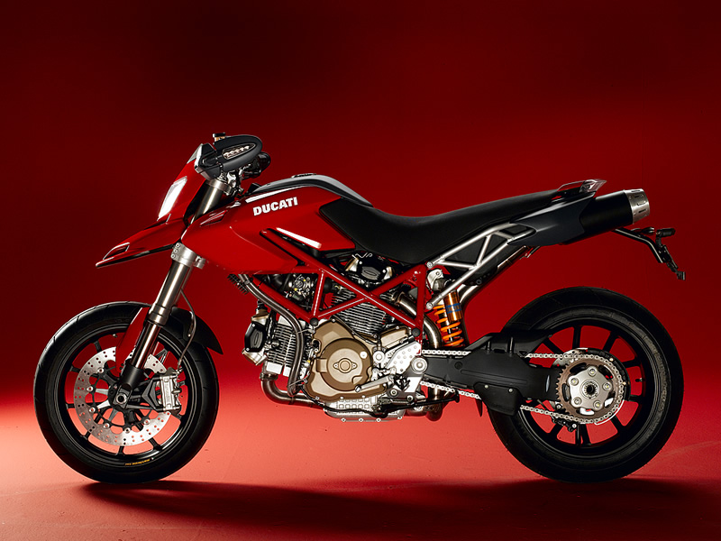 Triumph Super motard #8
