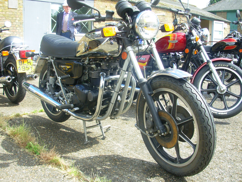 Triumph T140 ES Bonneville Royal Limited Edition #3