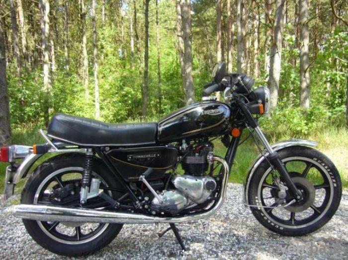 Triumph T140 ES Bonneville Royal Limited Edition #5