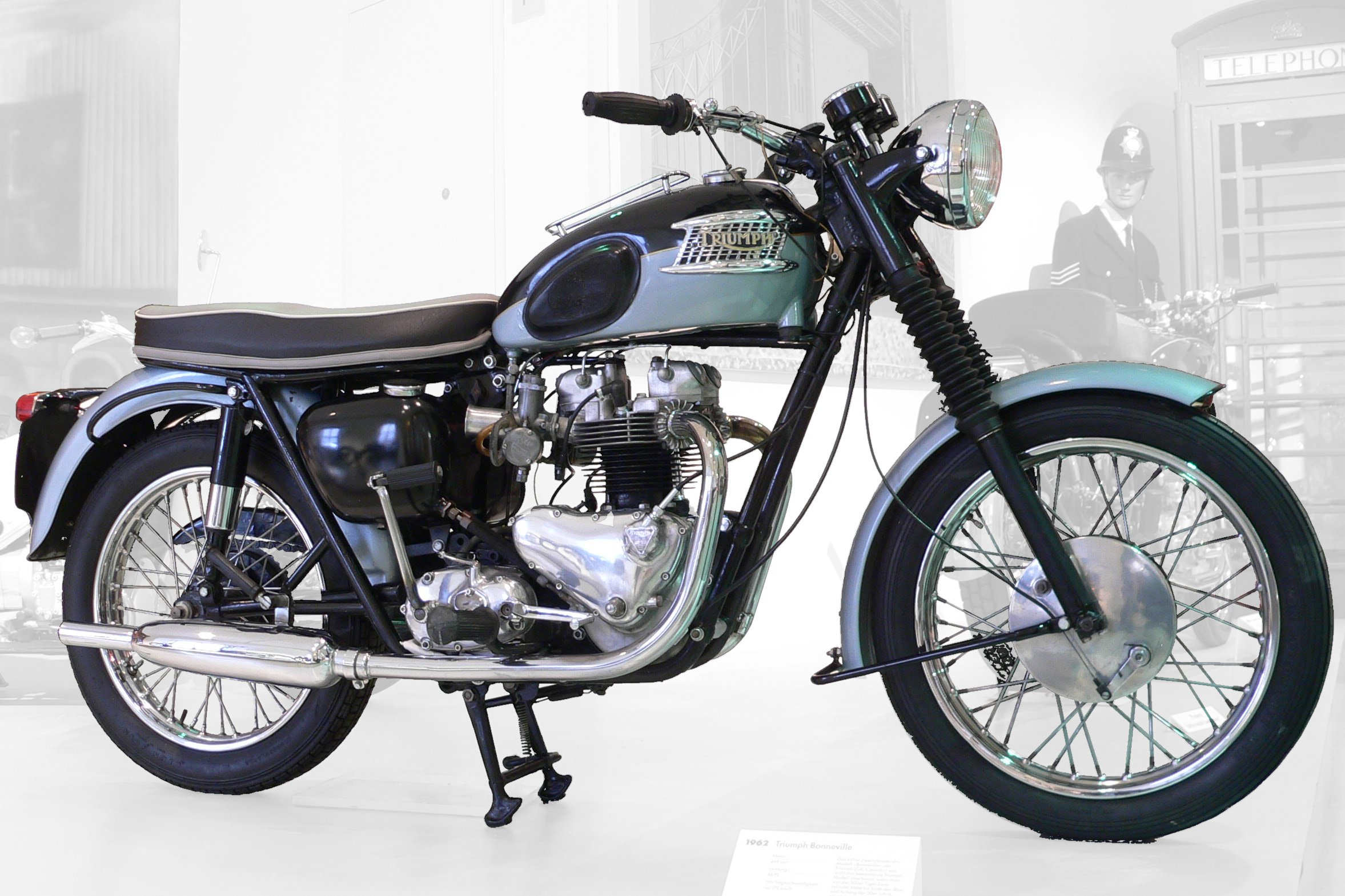 Triumph T140 ES Bonneville Royal Limited Edition #8