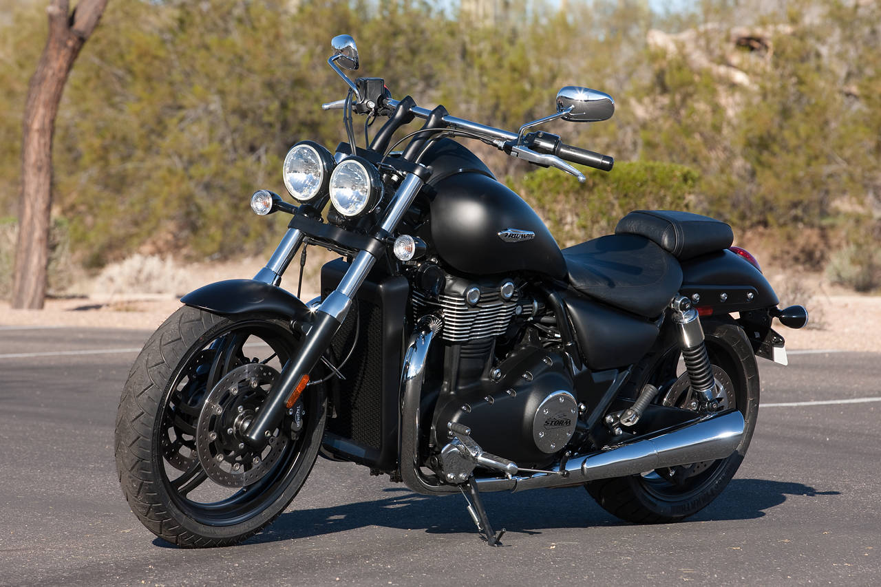 triumph triumph thunderbird storm moto zombdrive com. Black Bedroom Furniture Sets. Home Design Ideas