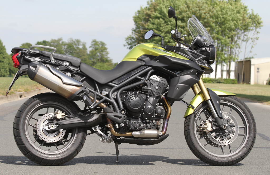 TRIUMPH TIGER 800 ABS ...