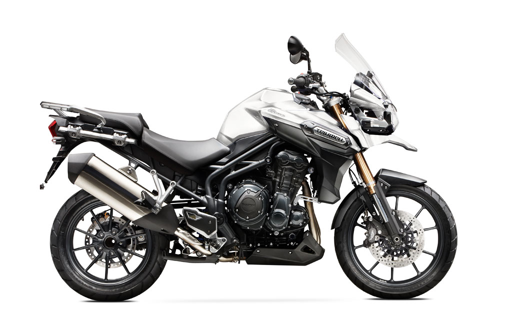 Triumph Tiger Explorer 2014 #1