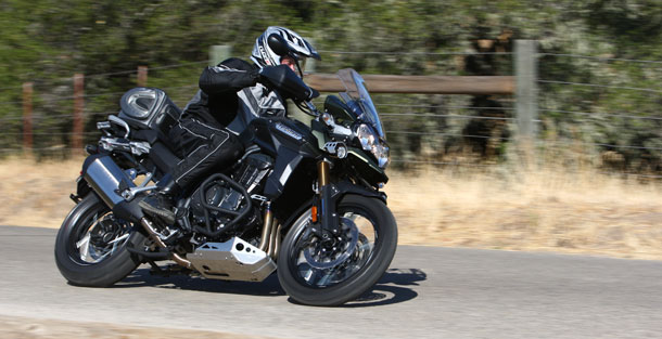 Triumph Tiger Explorer 2014 #13