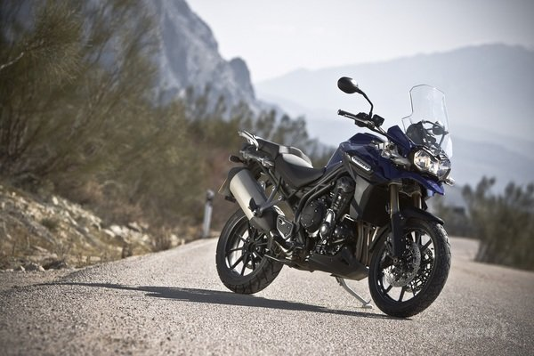 Triumph Tiger Explorer 2014 #14