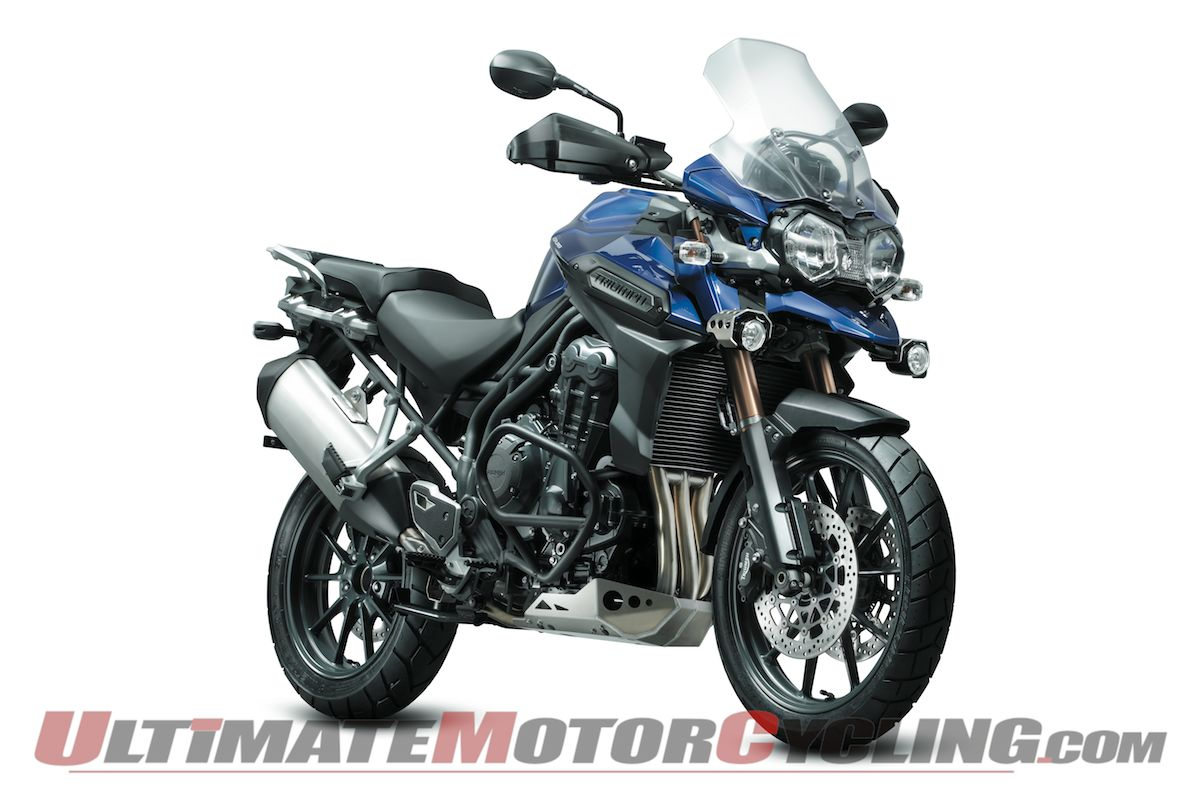 Triumph Tiger Explorer 2014 #3