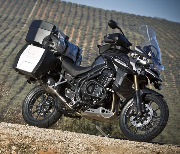 Triumph Tiger Explorer 2014 #4